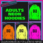 19th BIRTHDAY GIFT  ADULTS TEENAGER ELECTRIC HOODIE HOODY